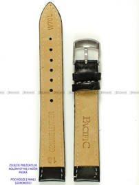 Pasek skórzany do zegarka - Pacific W70L.14.1.1 - 14 mm