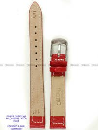 Pasek skórzany do zegarka - Pacific W71.18.4.7 - 18 mm