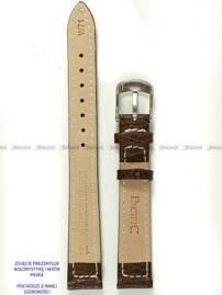 Pasek skórzany do zegarka - Pacific W71.26.2.7 - 26 mm