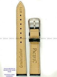 Pasek skórzany do zegarka - Pacific W75.12.9.9 - 12 mm