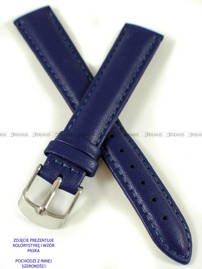 Pasek skórzany do zegarka - Pacific W83N.10.5.5 - 10 mm