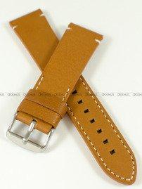 Pasek skórzany do zegarka - Pacific W90.22.3 - 22 mm