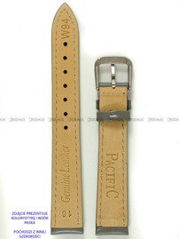 Pasek skórzany do zegarka - Pacific W94.12.61.61 - 12 mm