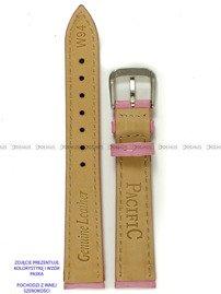 Pasek skórzany do zegarka - Pacific W94.14.21.21 - 14 mm
