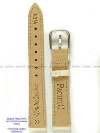 Pasek skórzany do zegarka - Pacific W94.22.71.71 - 22 mm