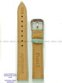 Pasek skórzany do zegarka - Pacific W95.20.9.9 - 20 mm