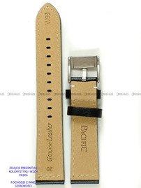 Pasek skórzany do zegarka - Pacific W99.22.1.7 - 22 mm