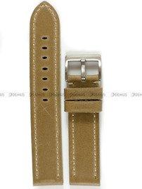 Pasek skórzany do zegarka - Tekla PT12.20.33 - 20 mm