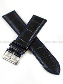 Pasek skórzany do zegarka - Tekla PT22.24.1.5 - 24 mm