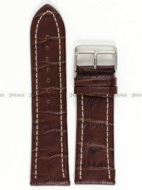 Pasek skórzany do zegarka - Tekla PT22.26.2.7 - 26 mm