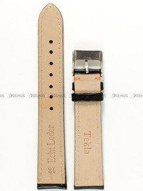 Pasek skórzany do zegarka - Tekla PT24.18.1.12 - 18 mm