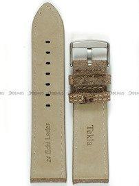 Pasek skórzany do zegarka - Tekla PT30.24.3.7 - 24 mm