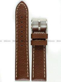 Pasek skórzany do zegarka - Tekla PT31.22.2.7 - 22 mm