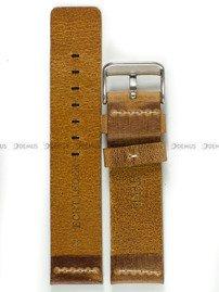 Pasek skórzany do zegarka - Tekla PT33.22.2 - 22 mm