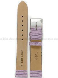 Pasek skórzany do zegarka - Tekla PT7.18.61 - 18 mm