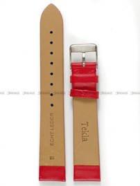 Pasek skórzany do zegarka - Tekla PT8.16.44 - 16 mm