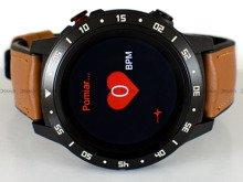 Smartwatch Pacific 02 Black Brown