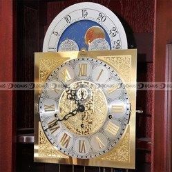 Zegar mechaniczny stojący Apollo-Gold-CH