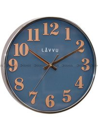Zegar ścienny LAVVU HOME Blue LCT1164