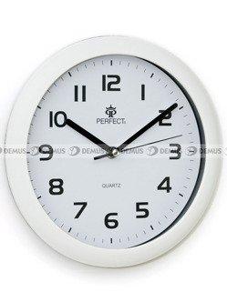 Zegar ścienny Perfect 7130-WHITE