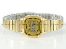 Zegarek CASIO VINTAGE Mini LA670WEGA-9EF
