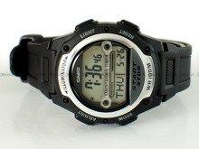 Zegarek Casio W 756 1AVEF