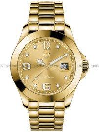 Zegarek Damski Ice-Watch - ICE steel - Gold shiny 016777 M