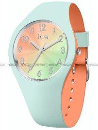 Zegarek Damski Ice-Watch - Ice Duo Chic Aqua Coral 016981 S