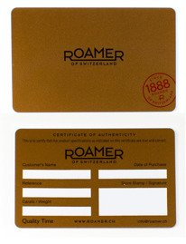 Zegarek Damski Roamer C-Line Diamond 657833 41 59 60
