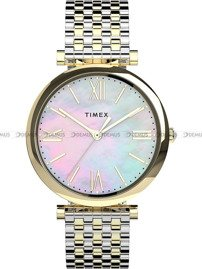 Zegarek Damski Timex Parisienne TW2T79400