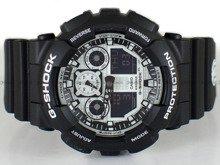 Zegarek Męski G-SHOCK Valencia CF GA 100BWVCF 1AER - Limitowana Edycja
